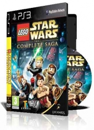 (LEGO Star Wars The Complete Saga PS3 (2DVD