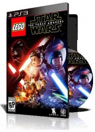 (LEGO Star Wars The Force Awakens PS3 (6DVD