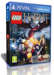 بازی زیبای LEGO The Hobbit PS Vita