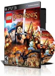 (LEGO The Lord of the Rings PS3 (2DVD