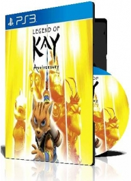 بازی (Legend of Kay Anniversary Fix 3.55+ (1DVD