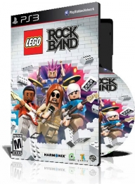 (Lego Rock Band PS3 (2DVD