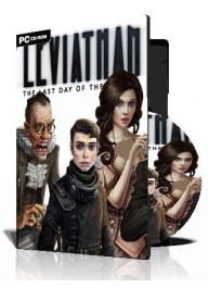 (Leviathan The Last Day of the Decade Episodes 1-2-3-4 (1DVD