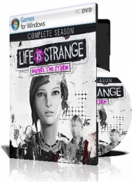 (Life is Strange Before the Storm Episode 1-2-3-4 Complete Edition (5DVD