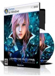 بازی بسیار زیبای (Lightning Returns Final Fantasy XIII (3DVD