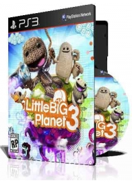 خرید بازی (Little Big Planet 3 cfw 4.65+ (2DVD