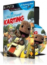 (Little Big Planet Karting PS3 (4DVD