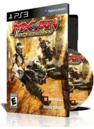 خرید بازی (MX Vs ATV Supercross Fix 3.55 (1DVD