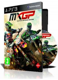 (MXGP The Official Motocross Videogame Fix 3.55+ (1DVD