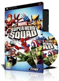 فروش بازی Marvel Super Hero Squad