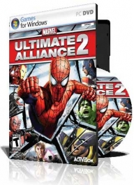 بازی کامپیوتری (Marvel Ultimate Alliance 2 (2DVD