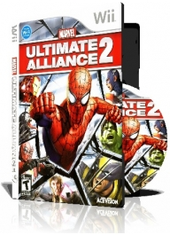 (Marvel Ultimate Alliance 2 PS3 (2DVD