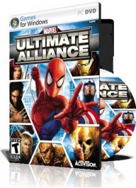 فروش پستی بازی (Marvel Ultimate Alliance (2DVD