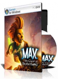 خرید بازی (Max The Curse of Brotherhood (1DVD