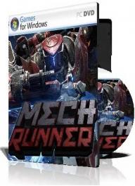 خرید بازی کامپیوتری اکشن (MechRunner (1DVD