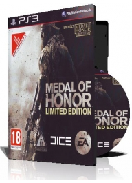 (Medal of Honor 2010 Limited Edition PS3 (5DVD