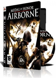 (Medal of Honor Airborne PS3 (2DVD