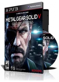 (Metal Gear Solid V Ground Zeroes cfw 4.53 (1DVD