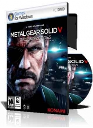 (Metal Gear Solid V Ground Zeroes (1DVD