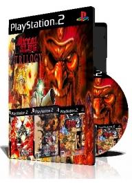 Metal Slug Trilogy سه عدد بازی با قاب وچاپ روی دیسک