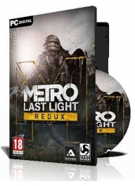 خرید بازی (Metro Last Light Redux (3DVD