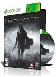 (Middle Earth Shadow of Mordor (2DVD9