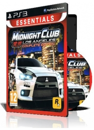 (Midnight Club Los Angles PS3 (2DVD
