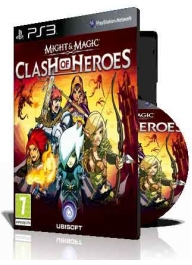 (Might and Magic Clash of Heroes Fix 3.55 (1DVD