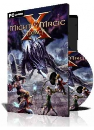 بازی (Might and Magic X Legacy (2DVD
