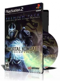 Mortal Kombat Deception  Premium Pack Bonus Disc