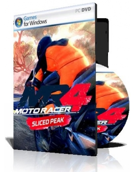 خرید بازی (Moto Racer 4 Sliced Peak (1DVD