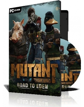 بازی کامپیوتری (Mutant Year Zero Road to Eden Seed of Evil (1DVD