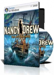 بازی ماجرایی (Nancy Drew 32 Sea of Darkness (1DVD