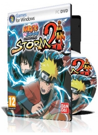 (Naruto Shippuden Ultimate Ninja Storm 2 PS3 (3DVD