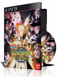 (Naruto Ultimate Ninja Storm R Fix 3.55 (2DVD