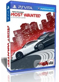 بازی Need For Speed Most Wanted 2012 PS Vita