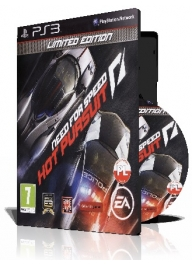 (Need For Speed Hot Pursuit PS3 (2DVD