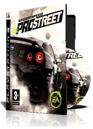 (Need For Speed Pro Street PS3 (2DVD