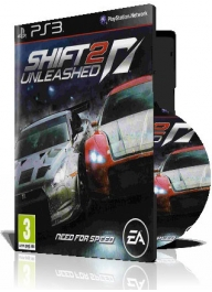 (Need For Speed Shift 2 PS3 (2DVD