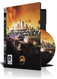 (Need For Speed Undercover PS3 (2DVD
