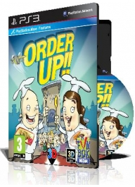 Order Up PS3