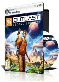 فروش بازی (Outcast Second Contact (2DVD