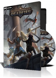 بازی (Pillars of Eternity II Deadfire (5DVD