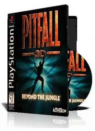 Pitfall 3D Beyond The Jungle