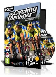 خرید بازی (Pro Cycling Manager 2014 (2DVD