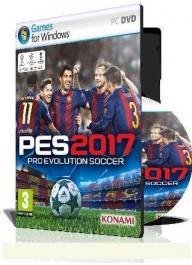 بازی کامپیوتری (Pro Evolution Soccer 2017 (2DVD