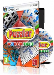 بازی جدید پازل (Puzzler World 2013 (1DVD