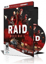 بازی (RAID World War II The Countdown (4DVD