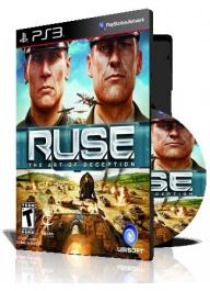 (RUSE PS3 (4DVD
