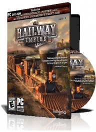 بازی (Railway Empire The Great Lakes (2DVD